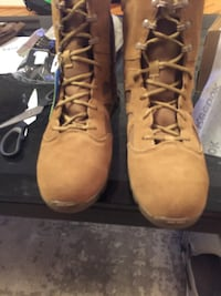 Military/Work Boots (10.5)