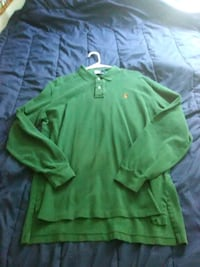 Size large polo  Leesburg, 20175