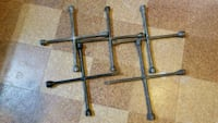 5 Lug Wrenches  used  Milford Mill, 21244