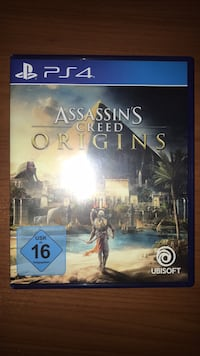 Assassin's Creed Origins 8409 km