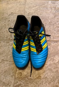 Adidas Soccer Shoes Man 12 US