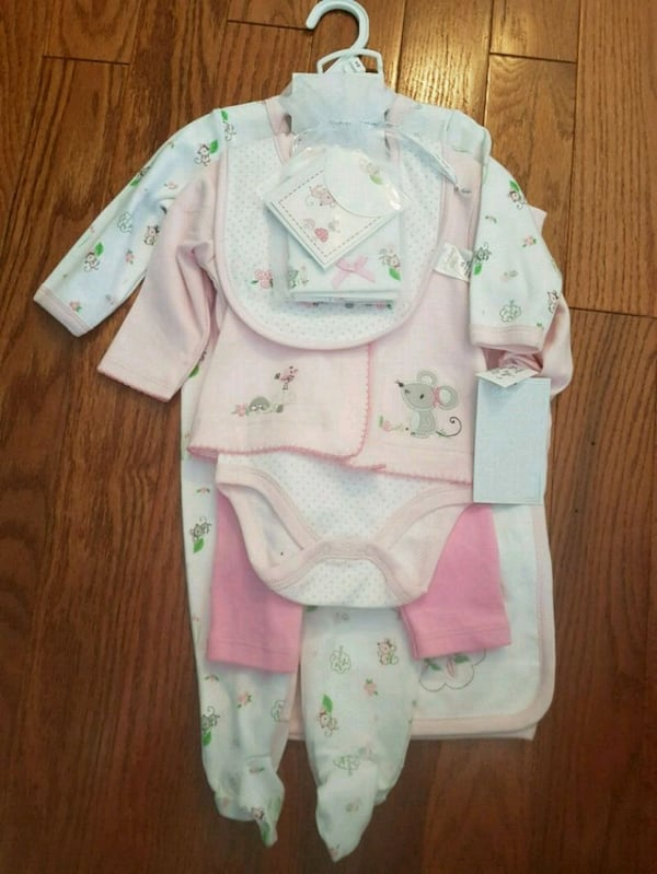 Baby Clothing Gift Set 6m 0