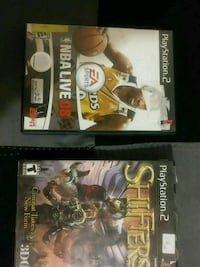 two Sony PS3 game cases Lubbock, 79413
