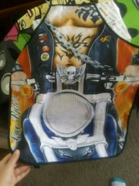 New tattooed motorcycle man apron Tullahoma