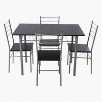 4 seater dining table set Toronto, M1R 2R8