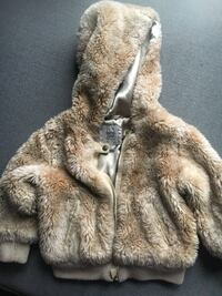 Soft and cuddly Gap fur jacket 2t Royersford, 19468