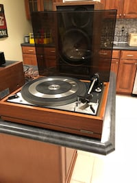 Dual 1229 turntable beautiful and fully serviced and operational
