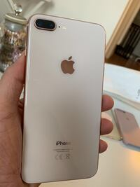 iPhone 8+ Rose Gold 256 GB Oslo