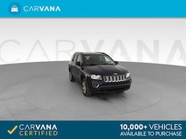 2017 Jeep Compass suv High Altitude Edition Sport Utility 4D Blue