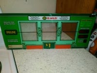 green and black wooden cabinet 1460 mi