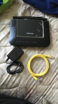 Black router with box Niagara Falls, L2G 4C4