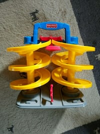 Fisher Price race track Coquitlam, V3J 0A3