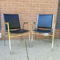 Pair of vintage chairs  Rockville, 20853
