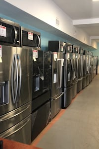 Stainless Refrigerators 10% off Reisterstown, 21136