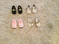 Girls Baby shoes size 3 months