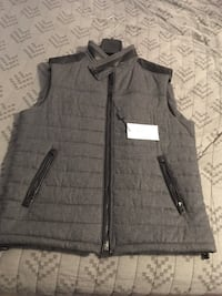 Brand new Brett Johnson vest jacket Alexandria, 22303