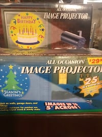 Vintage All Occasion Outdoor Image Projector  Raleigh, 27616