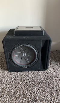 Subwoofer and Amplifier Charlotte, 28210