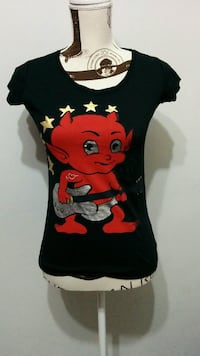 Camisetas tops mujer