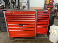 Tool box snap on and Mac tools Markham, L3P 3J3