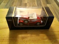 brown and white classic car scale model Eastlake, 44095