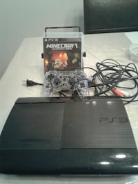 Sony PS3 Slim with a brand new controller and a free game TORONTO