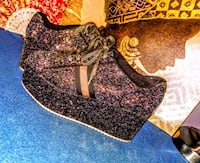 Once worn size 10 women platforms. New Orleans, 70117