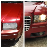 Headlight Restoration  Clinton