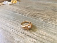 Gold and pearl ring Boca Raton, 33431