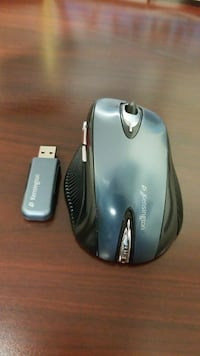 blue and black Kensington wireless computer mouse Oak Brook, 60523
