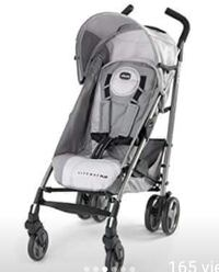 baby's gray and black stroller KANSASCITY