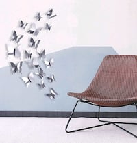 Butterfly mirror wall stickers  Decatur