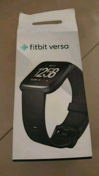 FIT BIT VERSA WATCH FOR ANDROID Mississauga, L5V 2R4