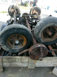 Mobile home axles Evansville, 47710