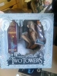 Movie with collectable figurine