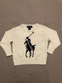 Toddler Polo by Ralph Lauren Sweater Like New Size 2T Toronto, M9C 4W1