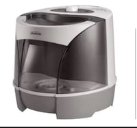 Gray and black home sunbeam mist humidifier 15 mi