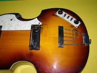 Hofner bass for parts or restore 219 mi
