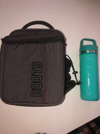 ROOTS Lunch bag ~NEW
