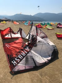 Tam takim Airush Razor + Bar + Board + Harness Marmaris, 48700