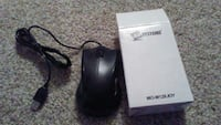 black Joy System computer mouse with box