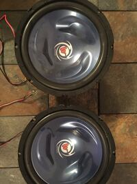 "(2) 12"" Subwoofers Kenwood KFC-W3003 Holly Hill, 32117"