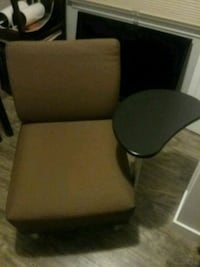 Chair w/ attached swivel table. Perfect condition South Salt Lake, 84115