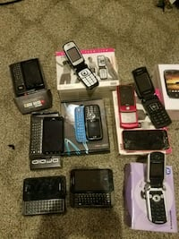 Various cell phones Rockville, 20850