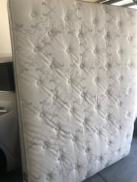 Queen Mattress and box spring  North Las Vegas, 89032