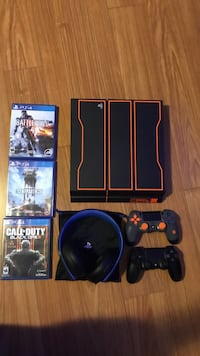 Ps4 black op 3 bundle/ 1 terabyte