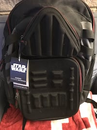 Star Wars Darth Vader Gaming Console Backpack Gamestop Exclusive! Bloomington, 47401