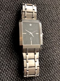 Men's Fossil watch with diamond
