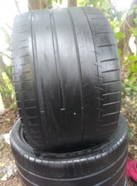 Used Corvette Radials - 335/25/20 - VERY hard to find tires