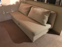 Sleeper couch (queen size) with storage  Appleton, 54914